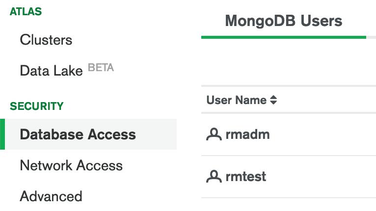 ReactiveMongo - MongoDB Atlas